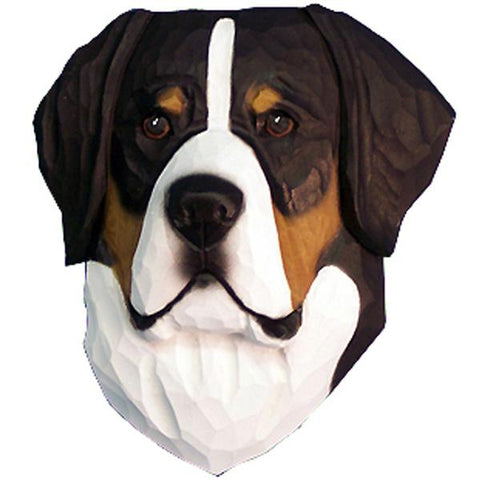 Greater Swiss Mt. Dog Small Head Study