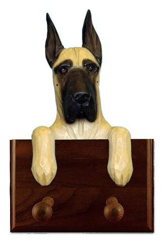 Great Dane Leash Holder