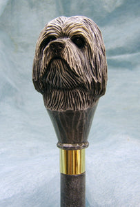 Havanese Walking Stick
