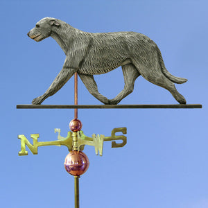 Irish Wolfhound Weathervane - Michael Park, Woodcarver