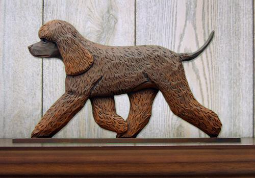Irish Water Spaniel DIG Topper