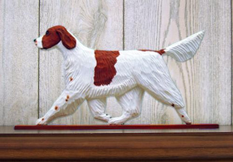 Irish Red and White Setter DIG Topper