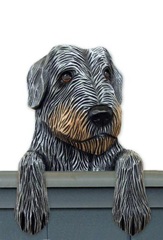 Irish Wolfhound Door Topper