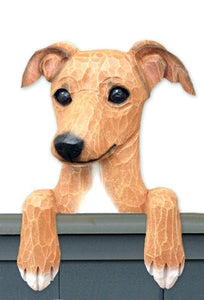 Italian Greyhound Door Topper