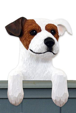 Jack Russell Terrier (rough) Door Topper