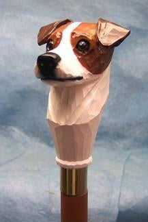 Jack Russell Terrier Walking Stick