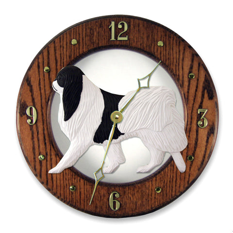 Japanese Chin Wall Clock - Michael Park, Woodcarver