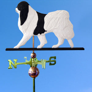 Japanese Chin Weathervane - Michael Park, Woodcarver