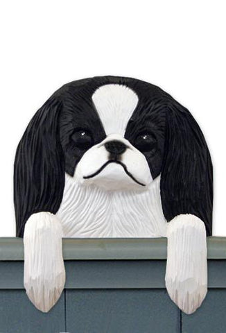 Japanese Chin Door Topper