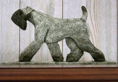 Kerry Blue Terrier DIG Topper