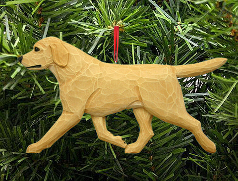 Labrador Retriever DIG Ornament