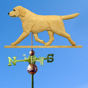Labrador Retriever Weathervane - Michael Park, Woodcarver