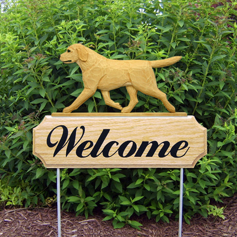 Labrador Retriever DIG Welcome Stake