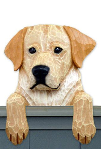 Labrador Retriever Door Topper