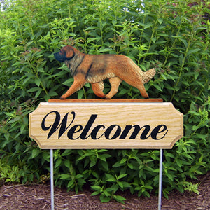 Leonberger DIG Welcome Stake