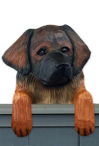 Leonberger Door Topper