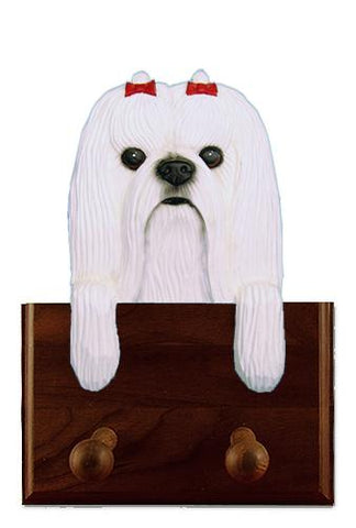 Maltese Leash Holder