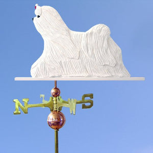 Maltese Weathervane - Michael Park, Woodcarver