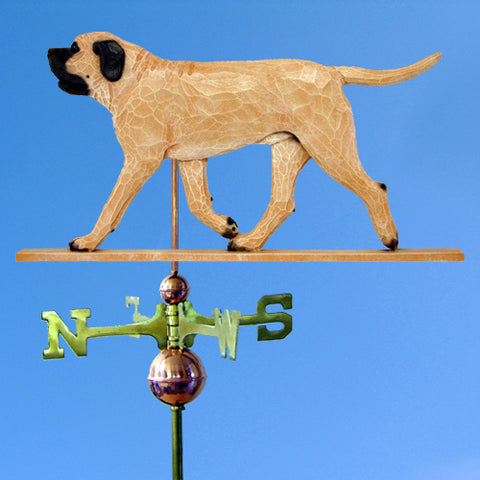 Mastiff Weathervane - Michael Park, Woodcarver