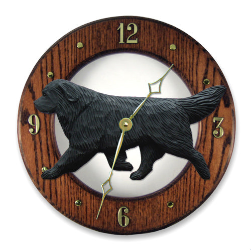 Newfoundland Wall Clock - Michael Park, Woodcarver
