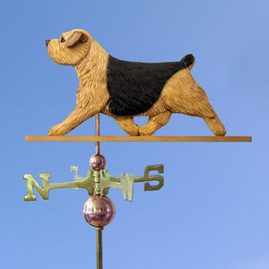 Norfolk Terrier Weathervane - Michael Park, Woodcarver