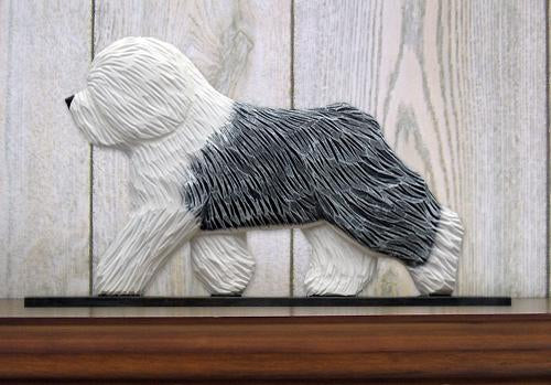 Old English Sheepdog DIG Topper