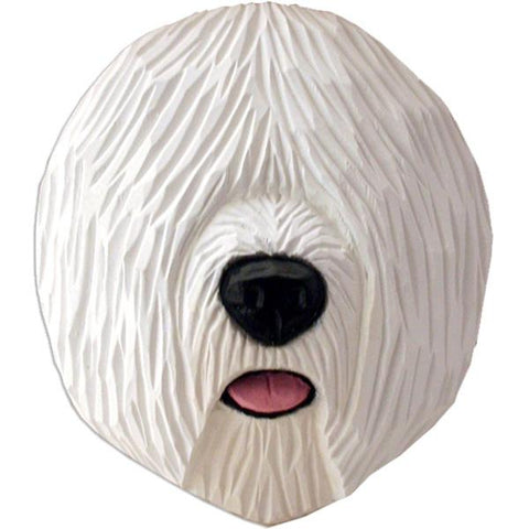 Old English Sheepdog Small Head Study