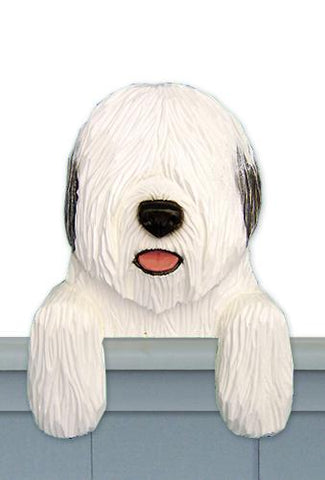 Old English Sheepdog Door Topper