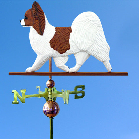 Papillon Weathervane - Michael Park, Woodcarver