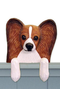 Papillon Door Topper