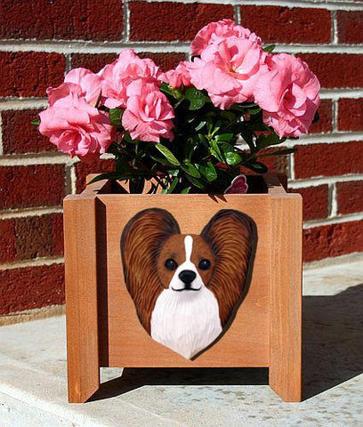 Papillon Planter Box - Michael Park, Woodcarver
