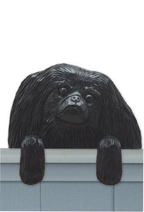 Pekingese Door Topper