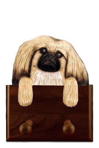 Pekingese Leash Holder