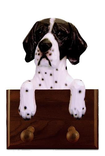 English Pointer Leash Holder