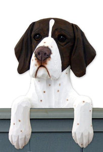 English Pointer Door Topper