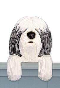 Polish Lowland Sheepdog Door Topper
