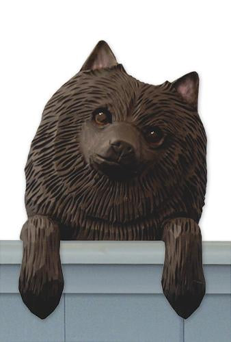 Pomeranian Door Topper