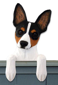 Rat Terrier Door Topper
