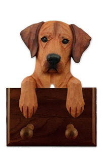 Rhodesian Ridgeback Leash Holder