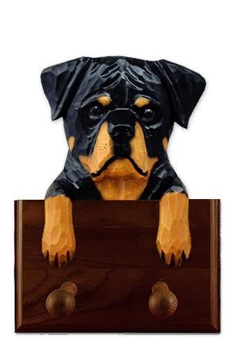 Rottweiler Leash Holder