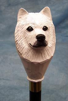 Samoyed Walking Stick