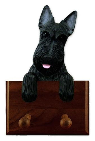 Scottish Terrier Leash Holder