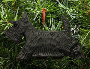 Scottish Terrier DIG Ornament