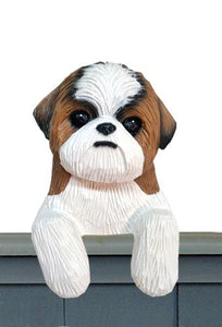 Shih Tzu Puppy door Topper