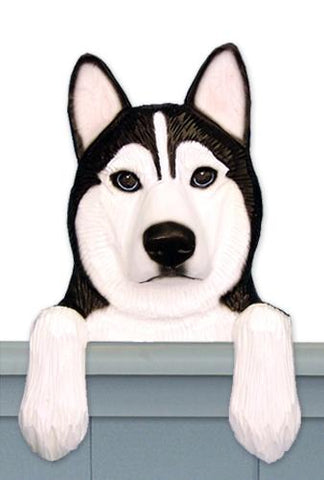 Siberian Husky Door Topper