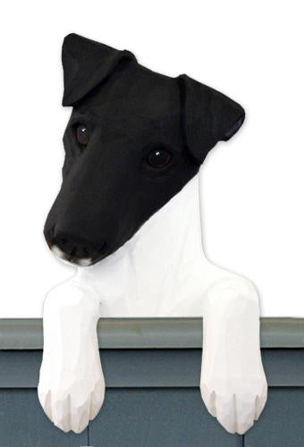 Fox Terrier (Smooth) Door Topper