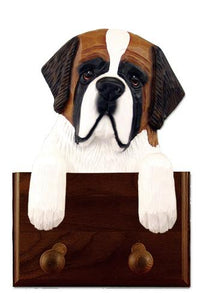 St. Bernard Leash Holder