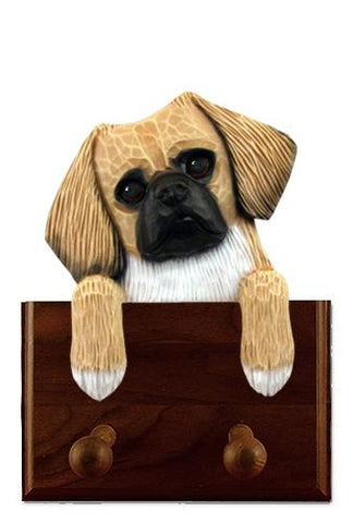 Tibetan Spaniel Leash Holder