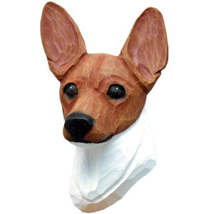 Toy Fox Terrier Small Head Study
