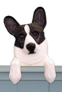 Welsh Corgi cardigan Door Topper